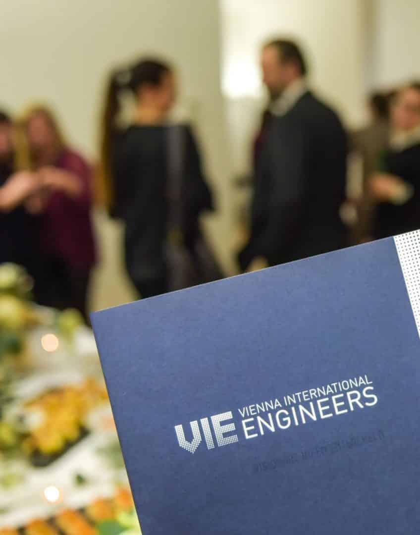 Wien Büroeinweihungsfeier