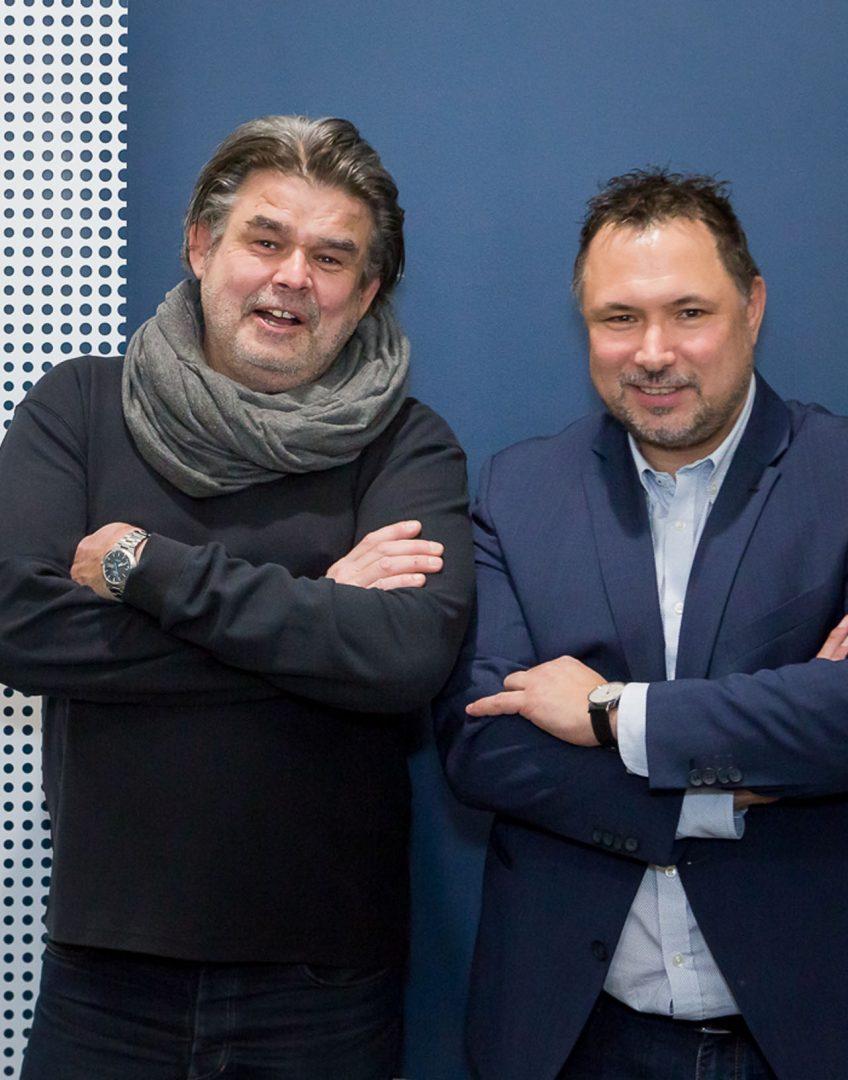 Wien Büroeinweihungsfeier Lukaseder Mostböck