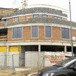 VI Engineers Geschickte Mischung Gerasdorf Wien Gleichenfeier