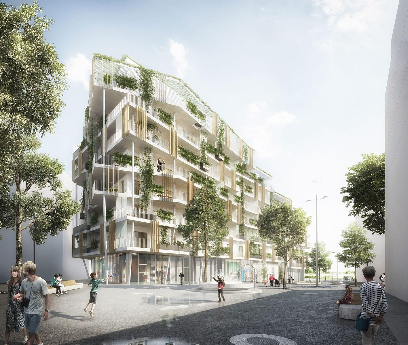 Living Garden Seestadt Wien Fair Finance