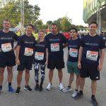 VI Engineers Wien Business Run Team