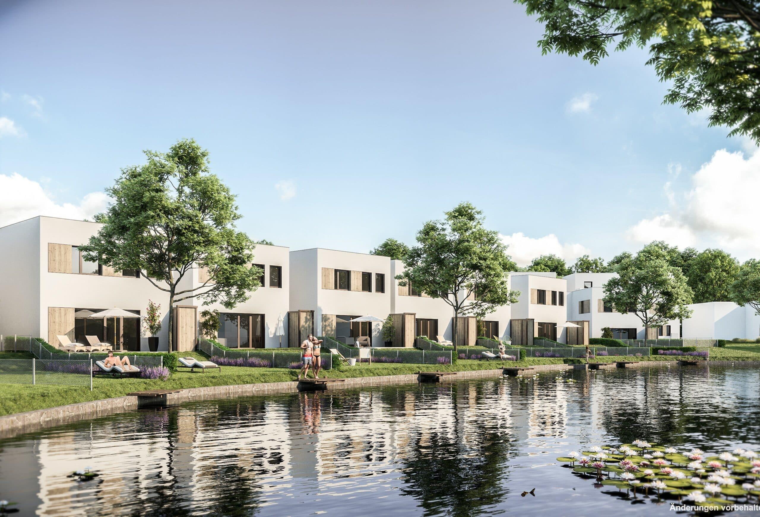 VI Engineers Immobilienprojekte im Wiener Umland